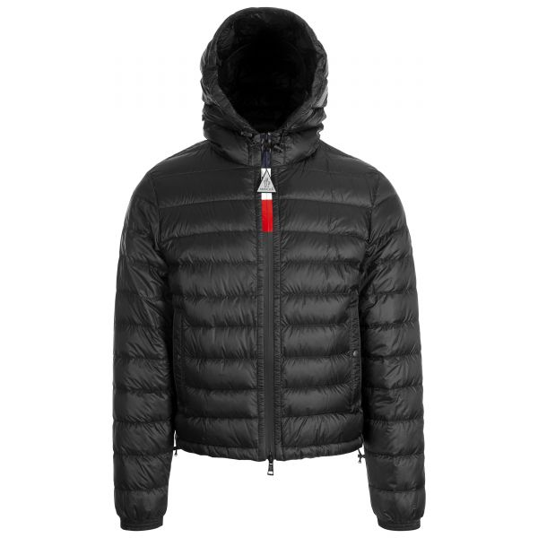 Moncler Rook Down Quilted Hooded Jacket