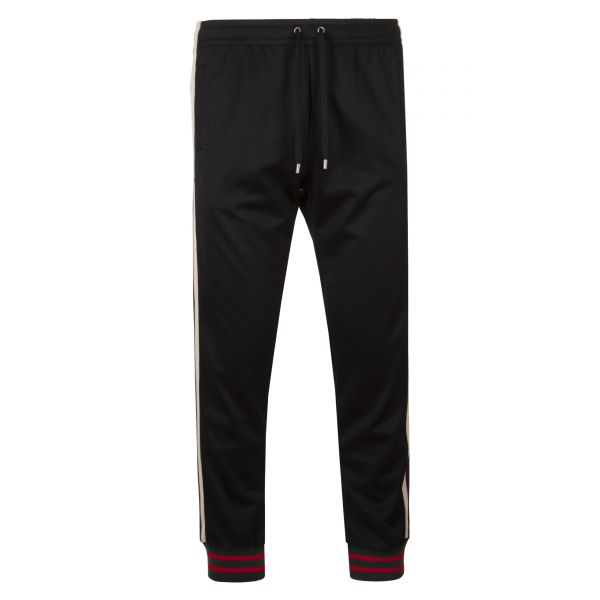 Gucci Web Stripe Technical Track Pants