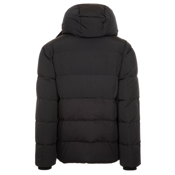 Dolce & Gabbana Hooded Quilted Jacket