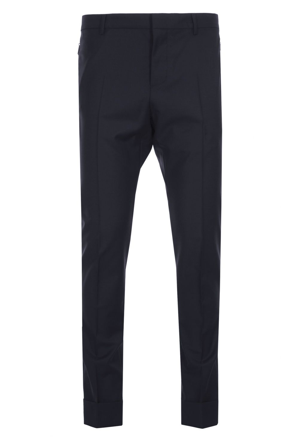 Valentino Side Zipped Trousers